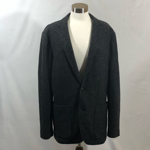 Club Monaco Blazer Style Wool Jacket Sz M